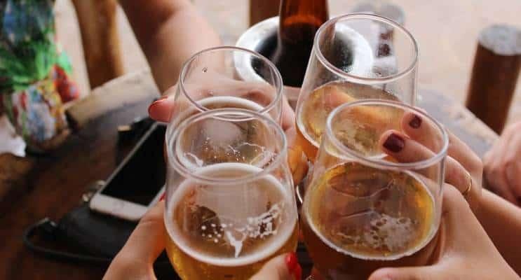 Alcohol Friends