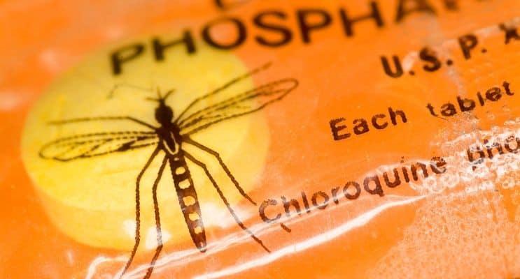 Anti-Malarial Tablet