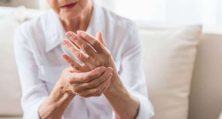 Arthritis Hand Senior