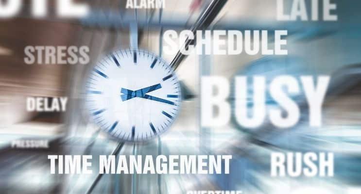 Busy clock stress