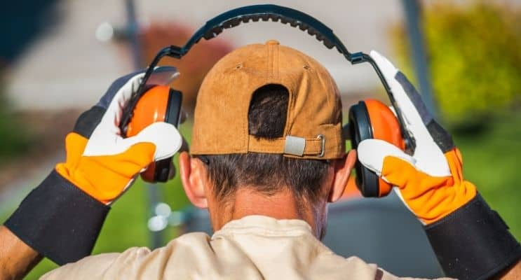 Construction ear protection
