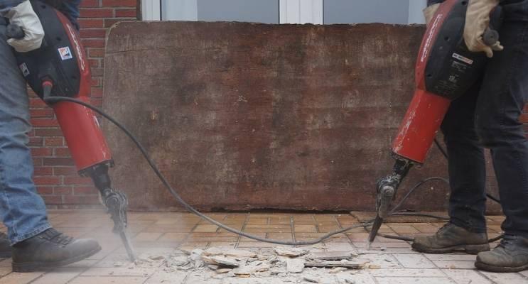 Construction Jack Hammer Loud Noise