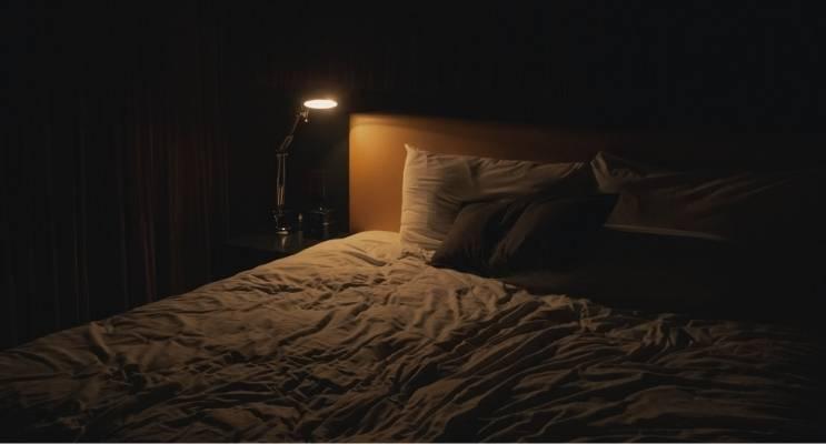 Dim Bedroom