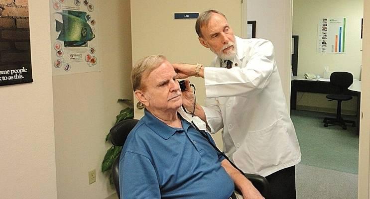 Ear Exam Clinic