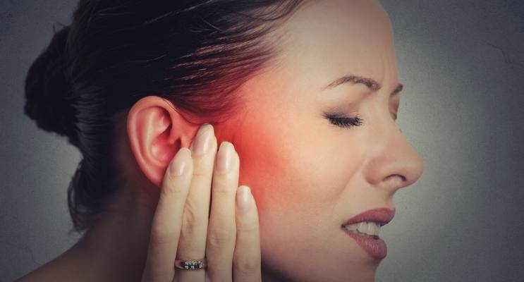 Ear Pain Infection