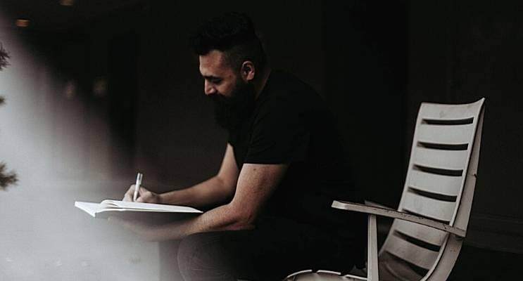 Journal Man