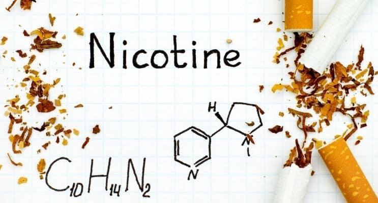 Nicotine chemicals
