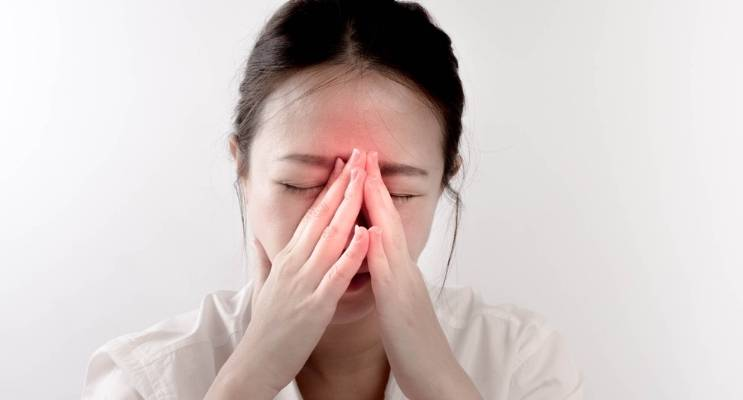 Sinus Pain Infection