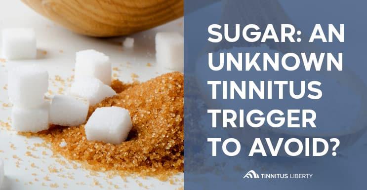 Sugar and tinnitus