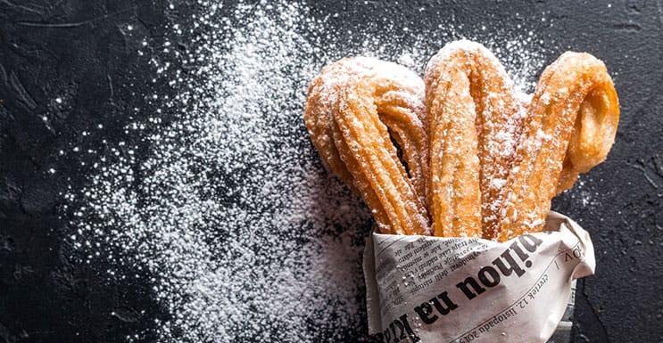 Sugar baked goods