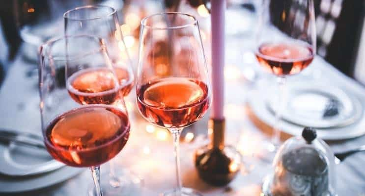 Wine Alcohol Glasses